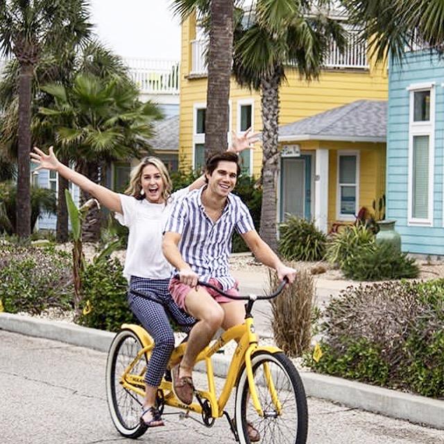 Tandum Bike Ride