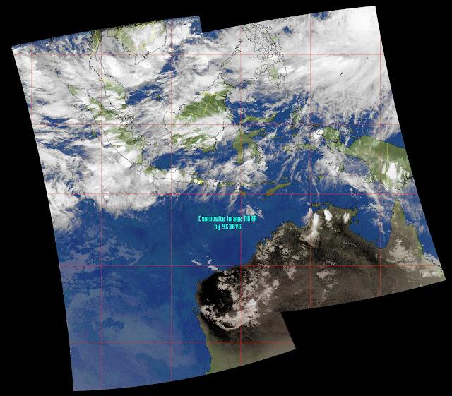 Composite Image of NOAA , November 04 2016
