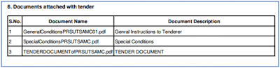 IREPS Works Tender View Tender Document 05