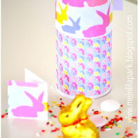 free printable bunny paper