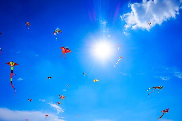 festival nacional de vuelo de papalotes