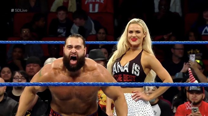 Replay: WWE Smackdown Live 25/12/2018