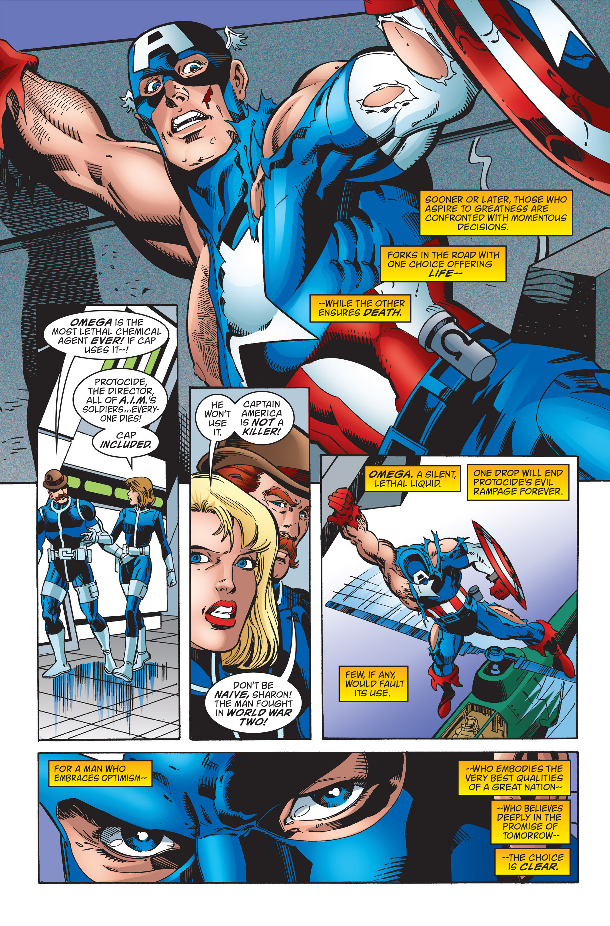 Captain America (1998) Issue #38 #45 - English 19