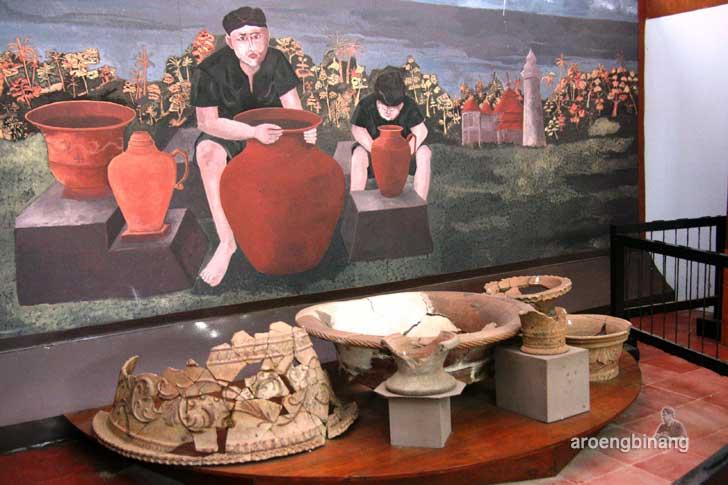 museum situs kepurbakalaan banten lama serang