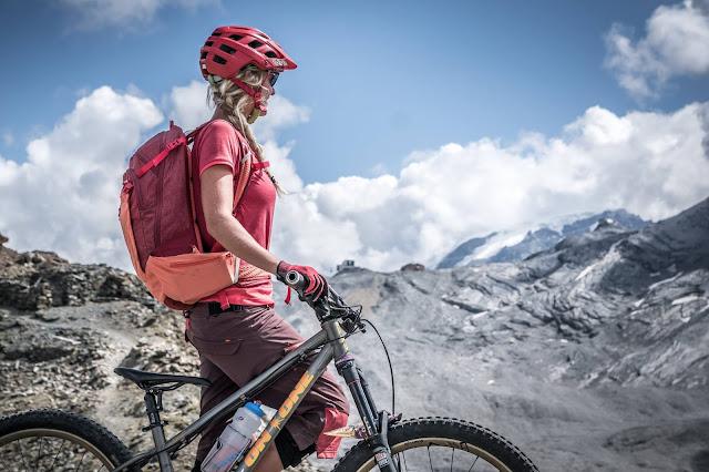 Bikebergsteigen Monte Scorluzzo Vinschgau Stilfser Joch
