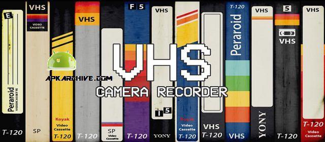 VHS Camera Recorder v1 3 3 APK