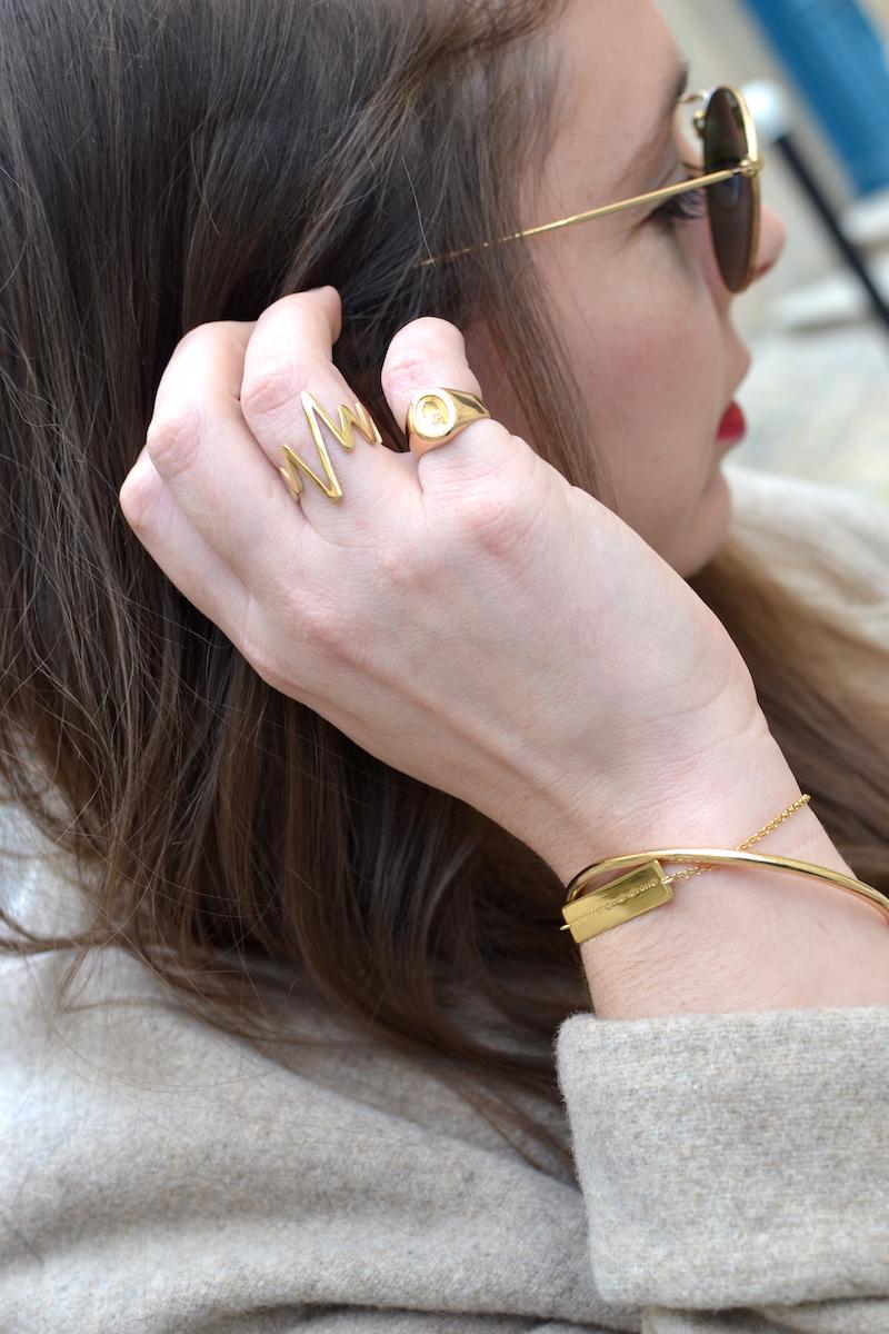 bague bracelet Onecklace