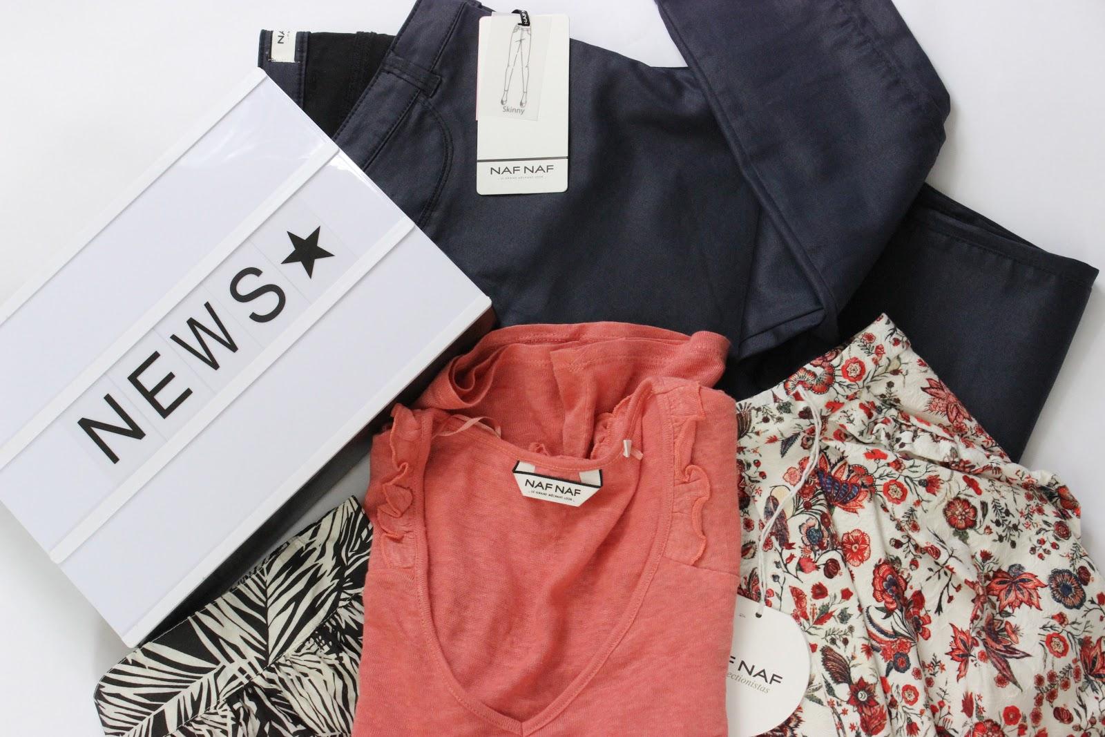 nouveauté shopping
