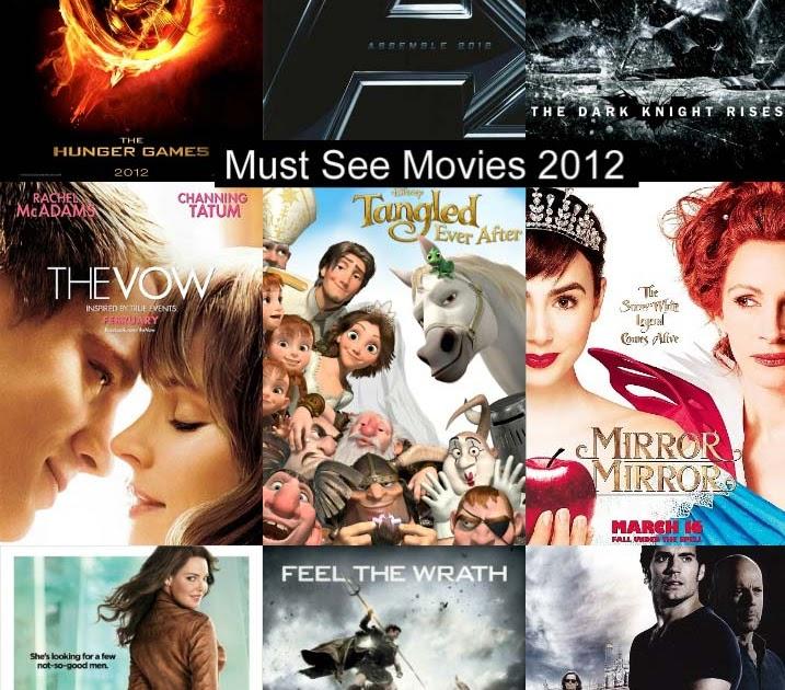 MustSee Movies 2012