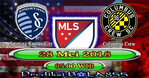 Prediksi Bola855 Sporting Kansas City vs Columbus Crew 28 Mei 2018
