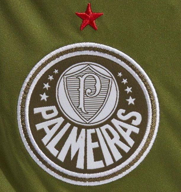 d7fd447147 A Adidas apresentou o novo terceiro uniforme que o Palmeiras usará na Série  A do Campeonato Brasileiro e na Copa Libertadores em 2018.