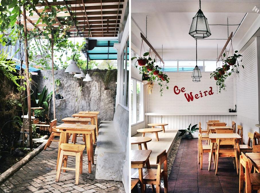 interior style food