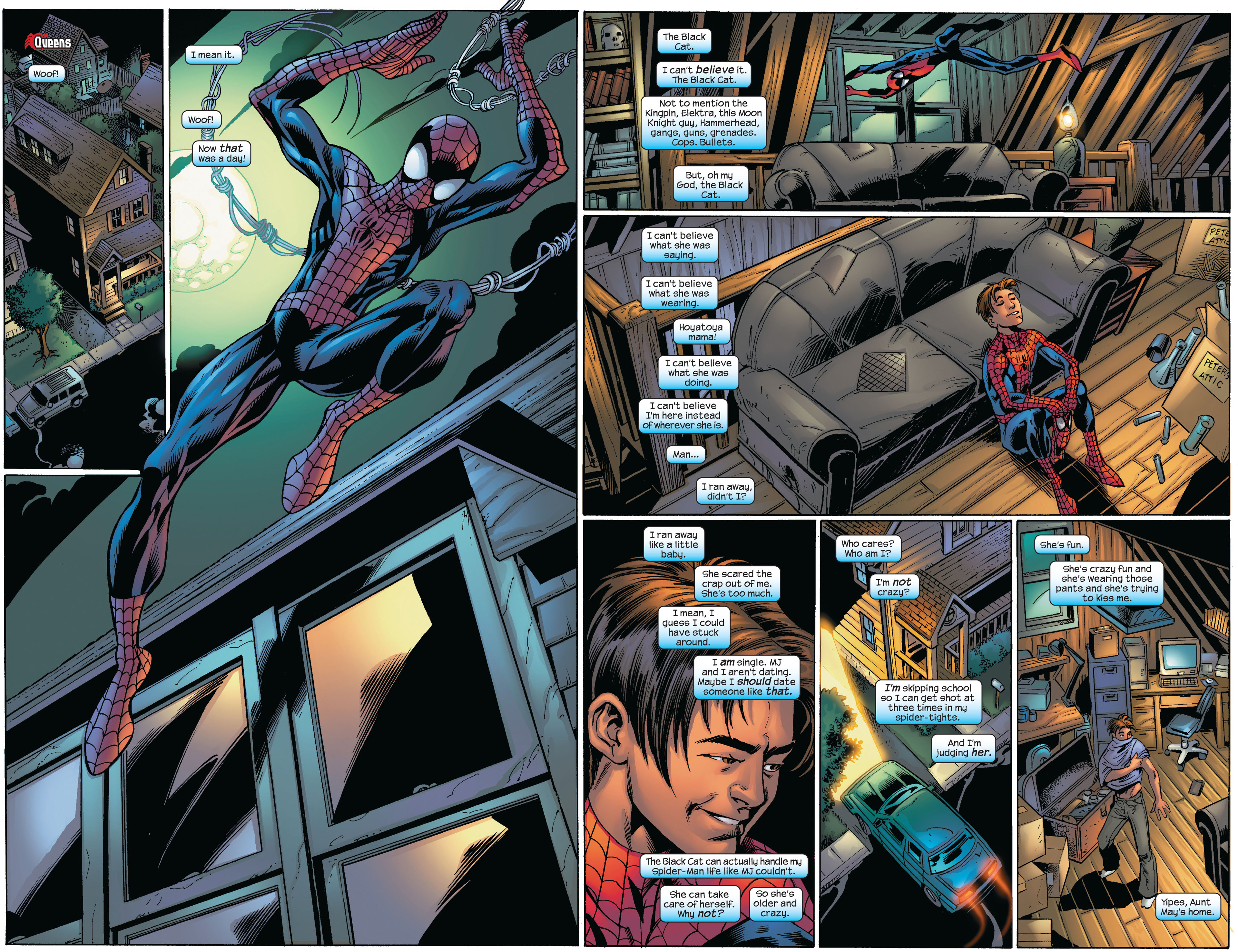 Read online Ultimate Spider-Man (2000) comic -  Issue #82 - 17