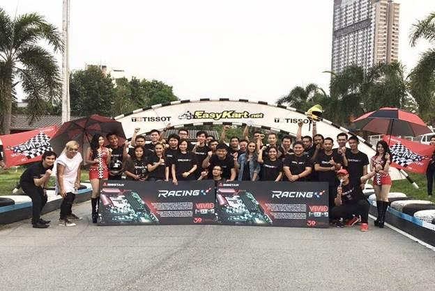 BIOSTAR Holds Successful Launch of RACING Series in Thailand