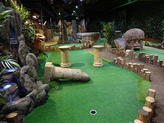 Mr Mulligan's Lost World Golf in Stevenage