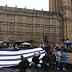 Συλλαλητήριο και στο Λονδίνο για τη Μακεδονία έξω από τη Βρετανική βουλή