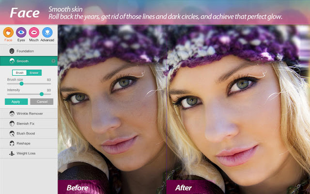 skin free photo editor download smooth