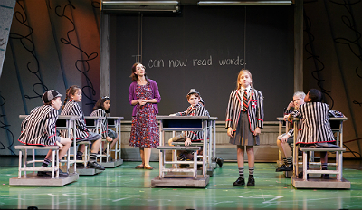 "Review of Village Theatre's ""Matilda."""