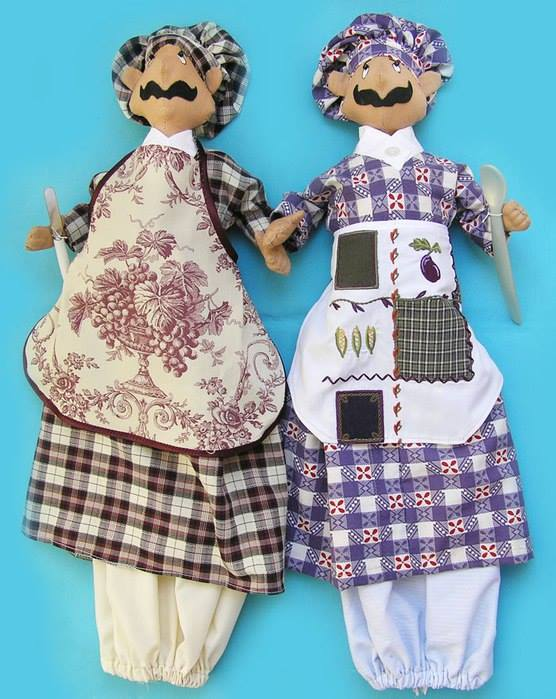 fabric dolls pattern