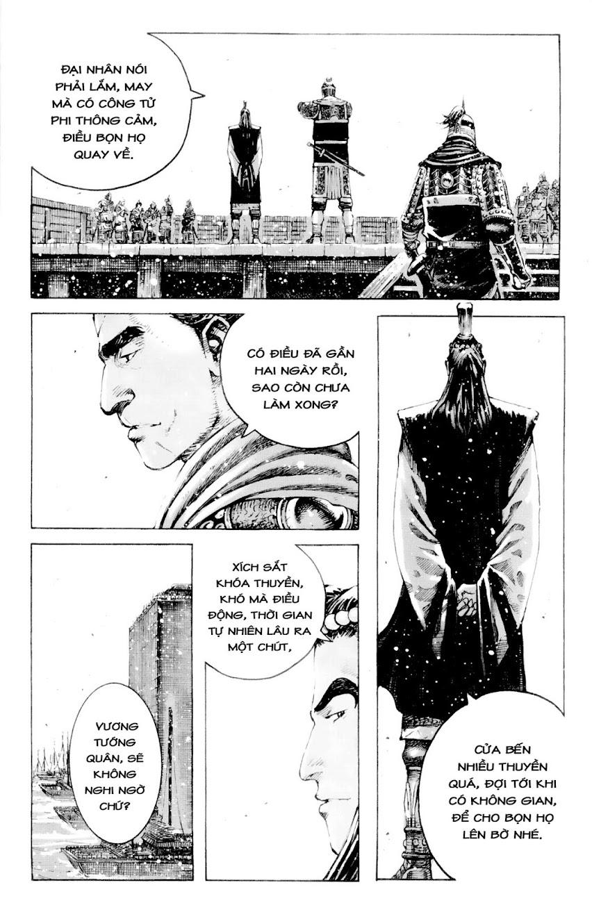 Hỏa phụng liêu nguyên Chương 404: Đệ nhất tiểu tướng [Remake] trang 11
