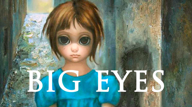 A Vintage Nerd, Margaret Keane Art, Big Eyes, 1960s Art, Period Films, Vintage Blog