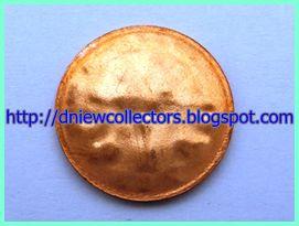 STRIKING ERRORS-FULL BROCKAGE ERROR COIN  | Error coins