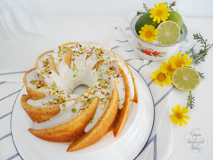 lime-limes-limas-bundt-cake-bizcocho-bizcochos-receta-recipe