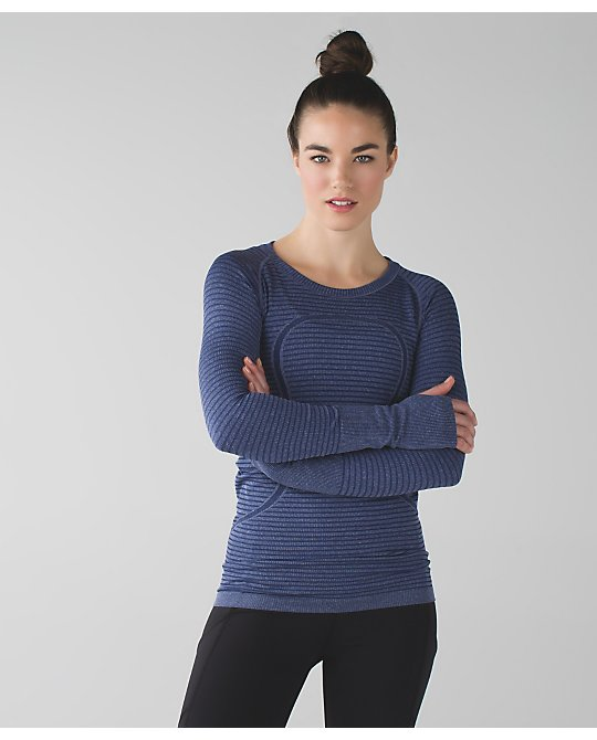 lululemon hero-blue-swiftly-ls