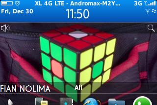 Cara Mudah Screenshot Layar di HP Blackberry (BB)