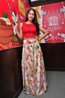 Lavanya Tripathi Sizzling at Red fm for BBM song launch HeyAndhra.com