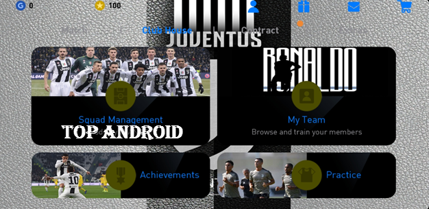 PES 2019 Patch Juventus FC Android All original Logos and