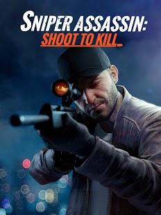Sniper 3D Game MOD APK Download