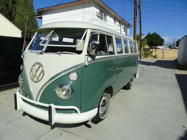 1966 Volkswagen Bus 13 Window Deluxe | VW Bus