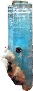 Аквамарин кристалл.