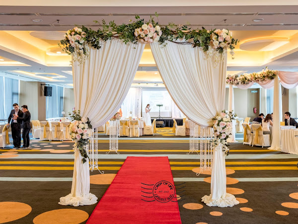 """Say """"I Do"""" With A Dream Wedding Starting from RM 688 Nett At Four Points by Sheraton Penang"""