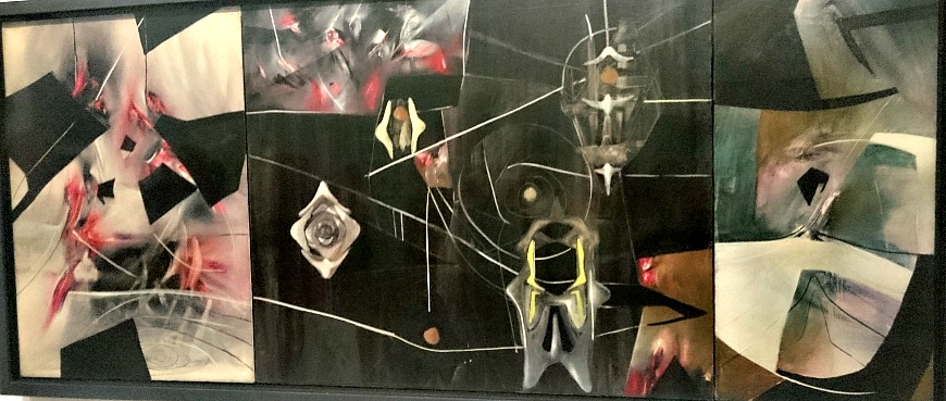Matta Black Virtue 1943 Tate Modern