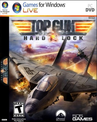Top Gun Hard Lock PC Full Español | MEGA