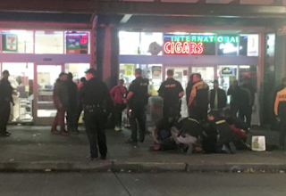 Mass Shooting At Anti-Trump Protest in Seattle