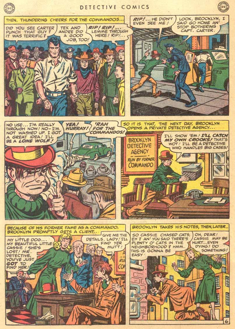 Read online Detective Comics (1937) comic -  Issue #149 - 44