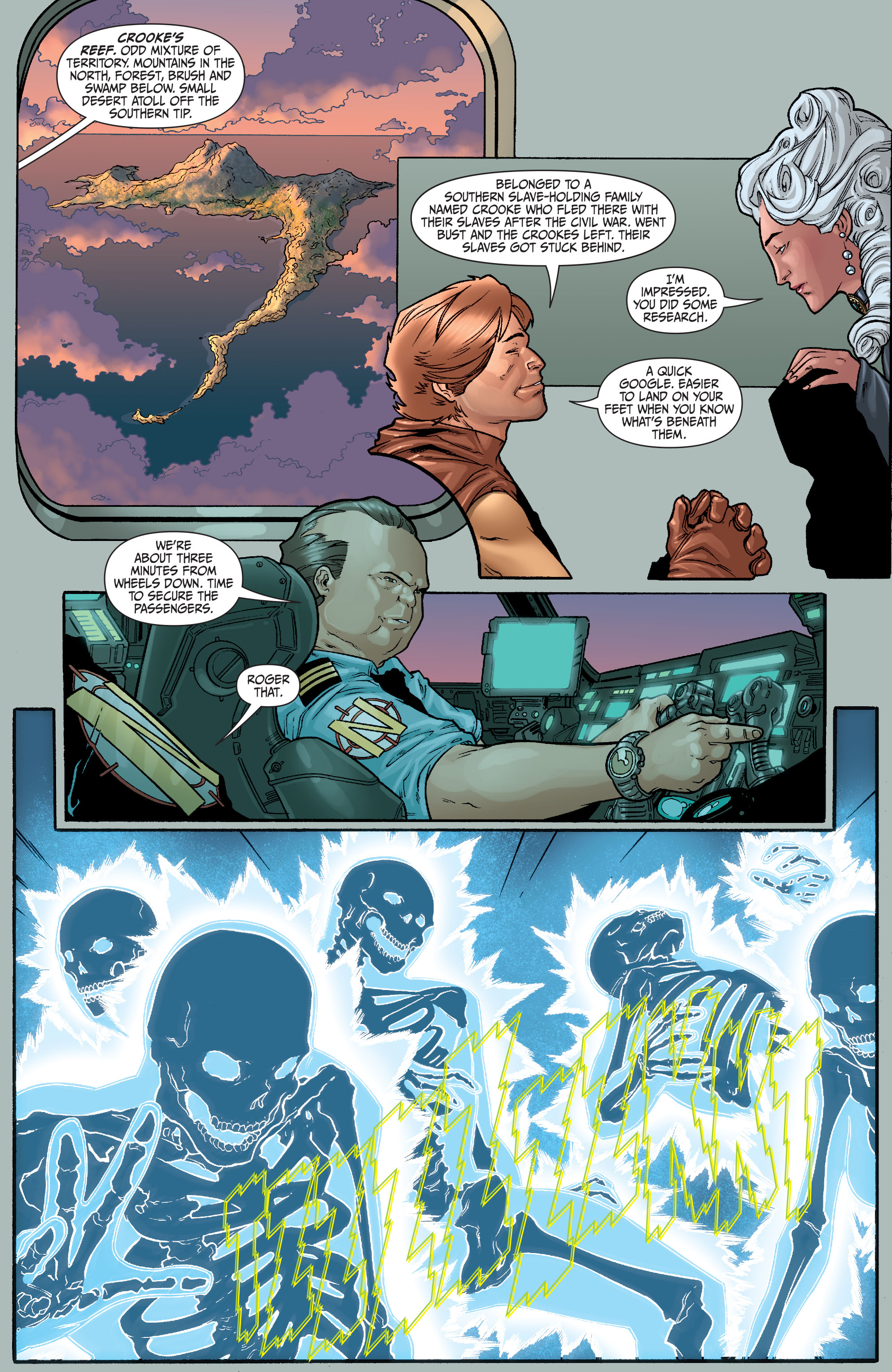 Read online Secret Six (2008) comic -  Issue #23 - 8
