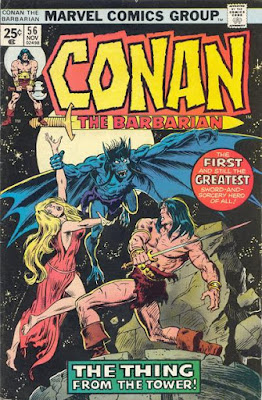 Conan the Barbarian #56