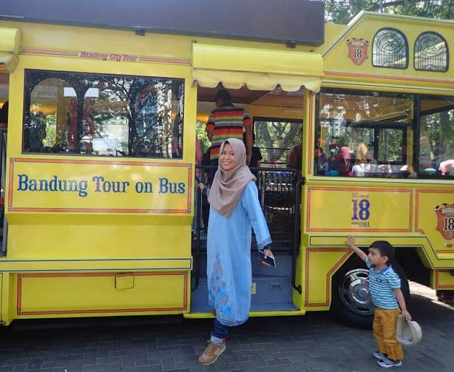 Banyak Hiburan di Taman Balai Kota, Bandung