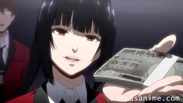 anime mirip classroom the elite dengan cerita tentang judi