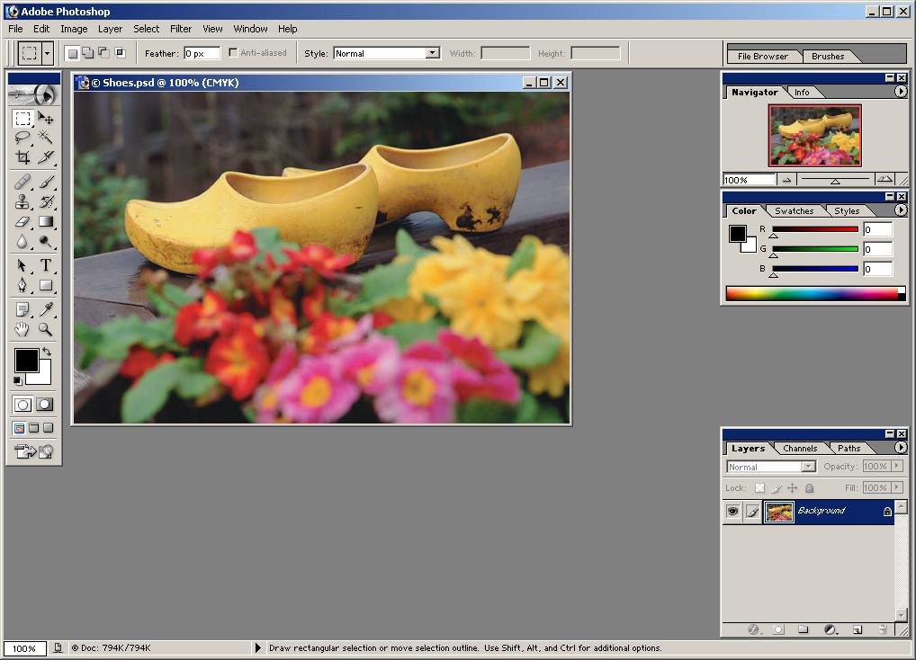 Adobe Photoshop 7.0 Full Full Version