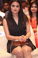 Actress Shraddha Srinath Stills in Black Short Dress at SIIMA Short Film Awards 2017 .COM 0064.JPG