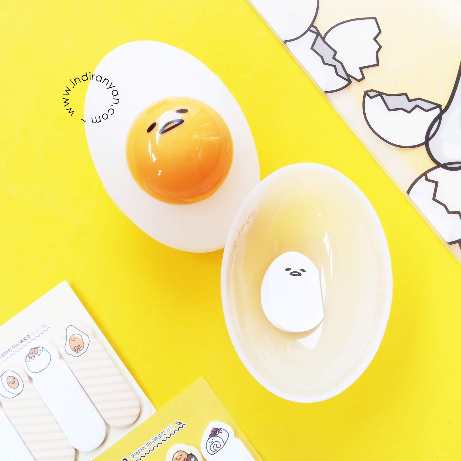 holika-holika-lazy-easy-smooth-egg-skin-peeling-gel-gudetama-edition. holika-holika-peeling-gel, holika-holika-smooth-egg-skin-peeling-gel