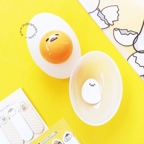 [REVIEW] Holika Holika Lazy & Easy Smooth Egg Skin Peeling Gel Gudetama Edition