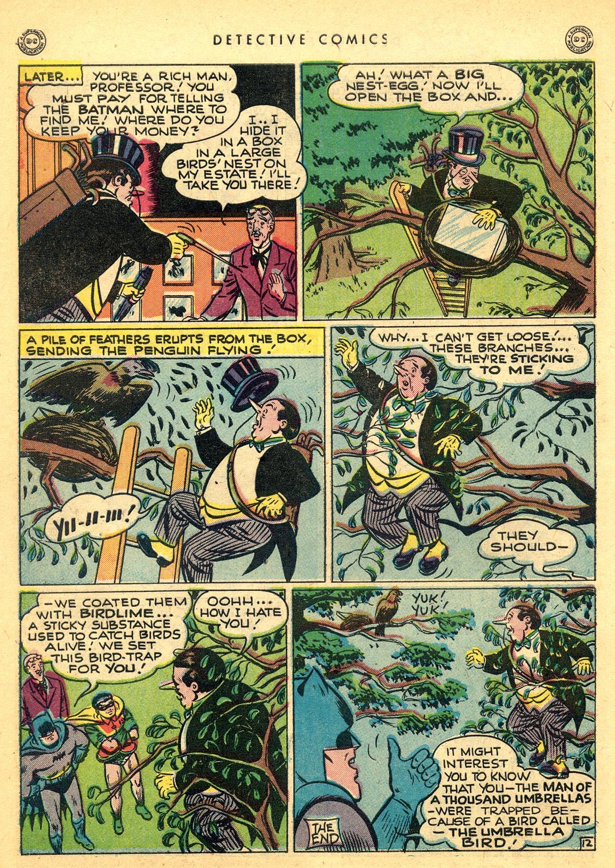 Detective Comics (1937) 120 Page 13