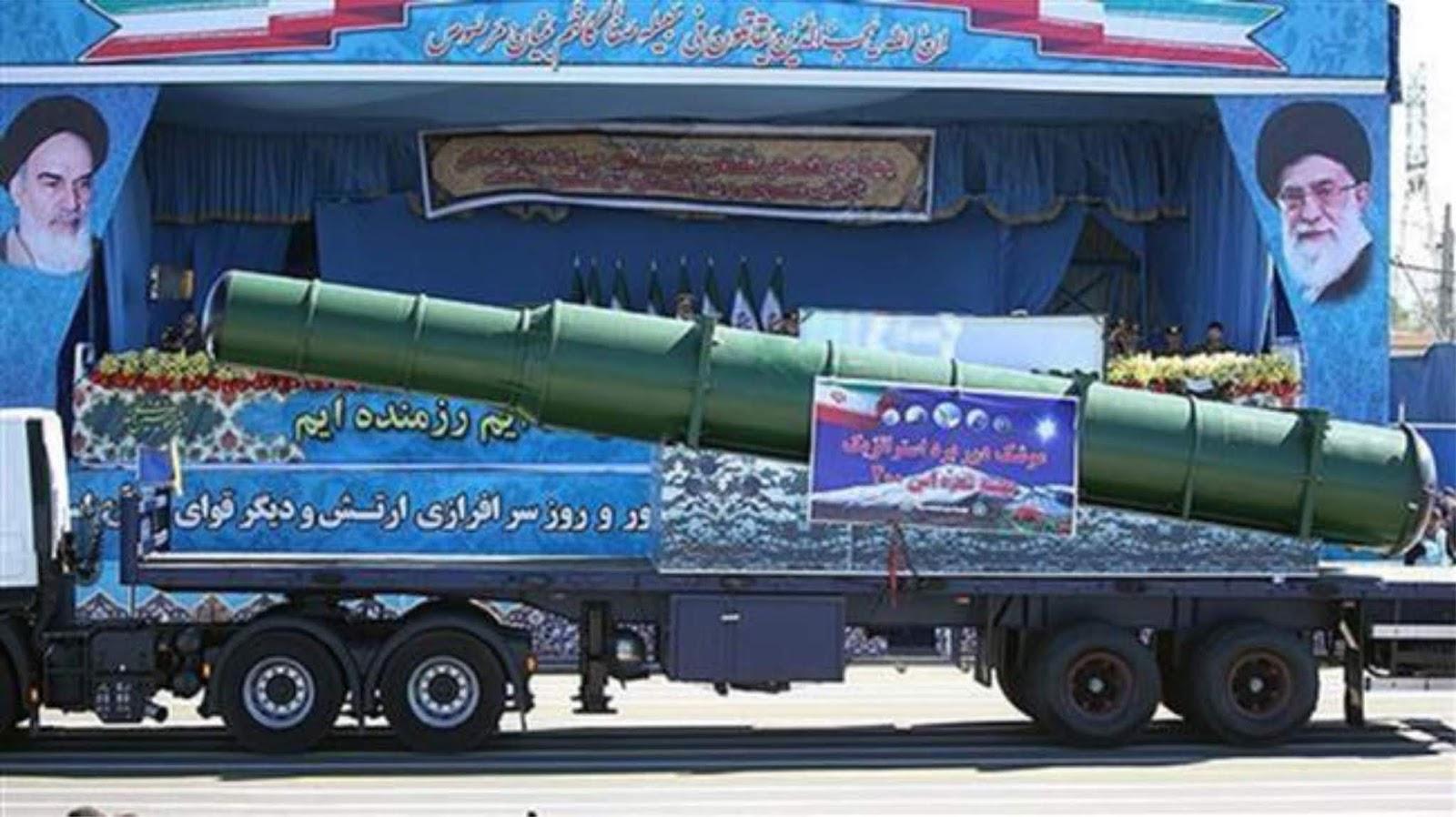 Iran terus meningkatkan pengembangan dan produksi rudal
