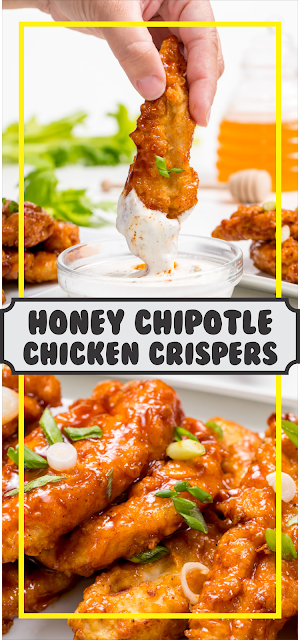 Honey Chipotle Chicken Crispers Floats Co